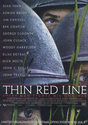 The Thin Red Line's Poster