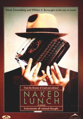 네이키드 런치의 포스터