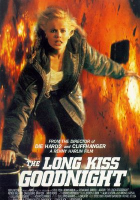 The Long Kiss Goodnight's Poster