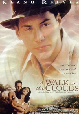 A Walk in the Clouds's Poster