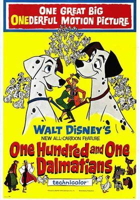 101 Dalmatians's Poster