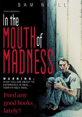 In the Mouth of Madness's Poster