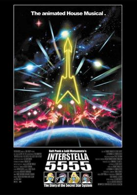 Interstella 5555: The 5tory of the 5ecret 5tar 5ystem's Poster