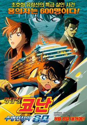 Detective Conan: Strategy Above the Depths's Poster