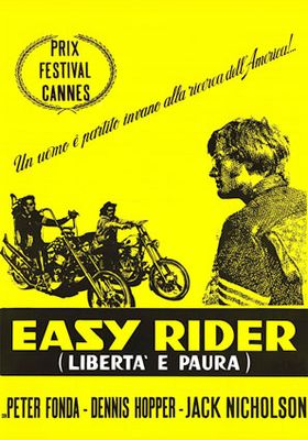 Easy Rider's Poster