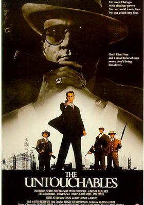 The Untouchables's Poster