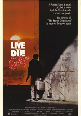 To Live and Die in L.A.'s Poster