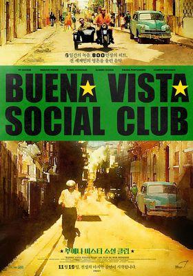 Buena Vista Social Club's Poster