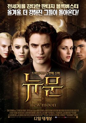 The Twilight Saga: New Moon's Poster