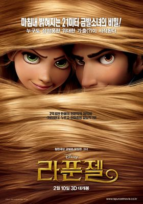 Tangled's Poster