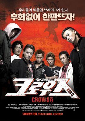 Crows Zero's Poster