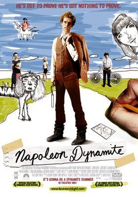 Napoleon Dynamite's Poster