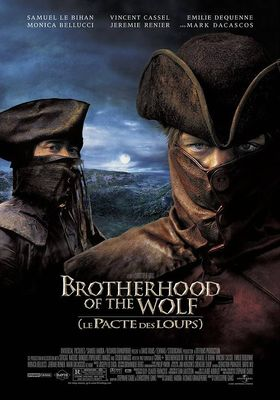 Brotherhood of the Wolf's Poster