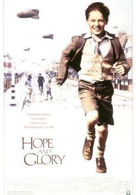 희망과 영광의 포스터