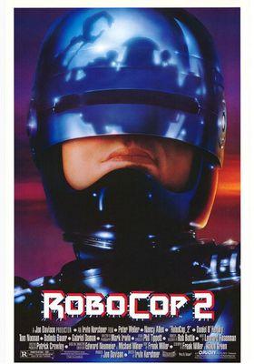 RoboCop 2's Poster