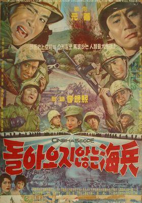 The Marine Never Returned's Poster