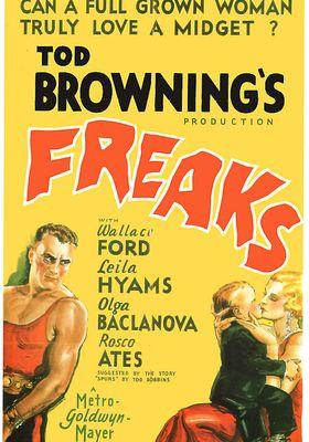 Freaks's Poster