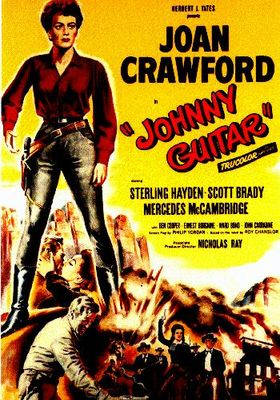 Johnny Guitar's Poster