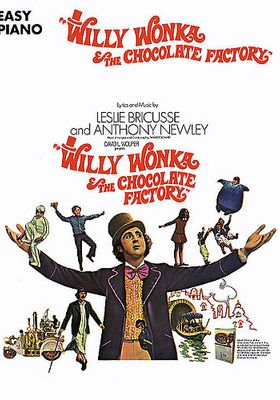 Willy Wonka & the Chocolate Factory's Poster