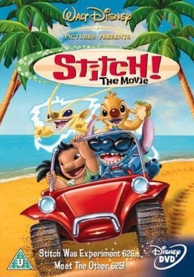 Stitch! The Movie's Poster