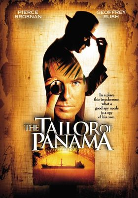 The Tailor of Panama's Poster