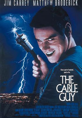 The Cable Guy's Poster