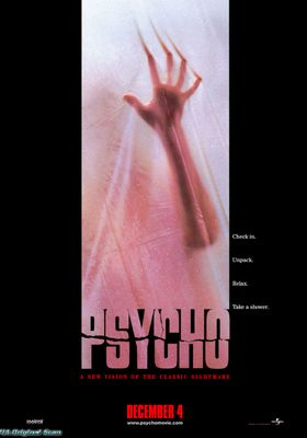 Psycho's Poster