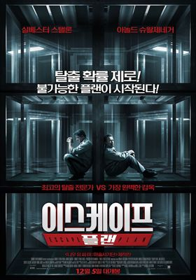 Escape Plan's Poster