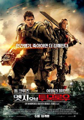 Edge of Tomorrow's Poster