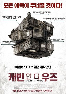 The Cabin in the Woods's Poster
