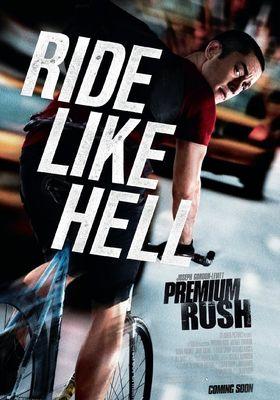 Premium Rush's Poster