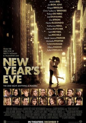 New Year's Eve's Poster