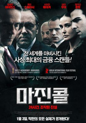 Margin Call's Poster