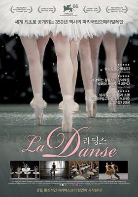 La Danse: The Paris Opera Ballet's Poster