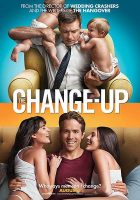 The Change-Up's Poster