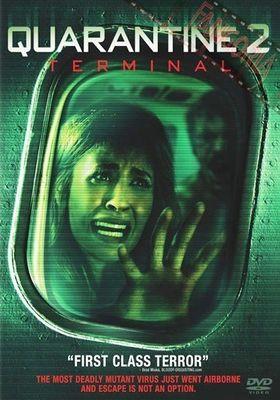 쿼런틴 2 : 죽음의 공항의 포스터