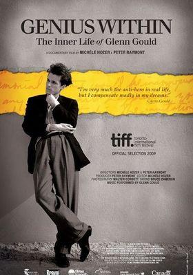 Genius Within: The Inner Life of Glenn Gould's Poster
