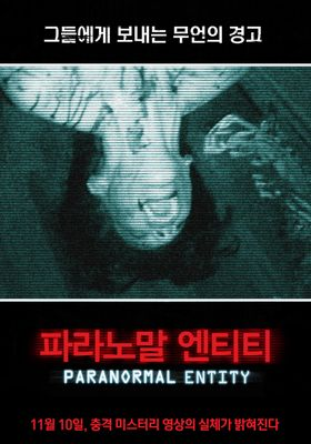 Paranormal Entity's Poster