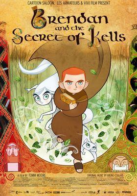 The Secret of Kells's Poster