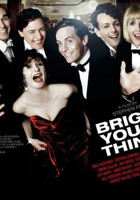 Bright Young Things's Poster