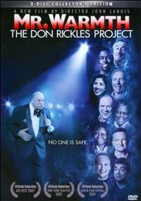 미스터 웜스 - 돈 리클스 프로젝트의 포스터