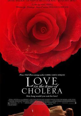 콜레라 시대의 사랑의 포스터