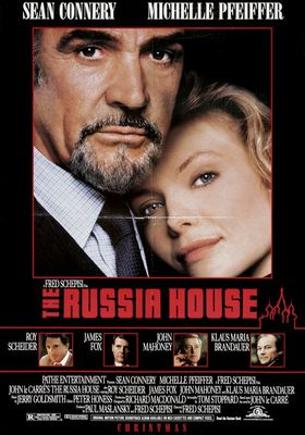 The Russia House's Poster