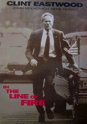 In the Line of Fire's Poster