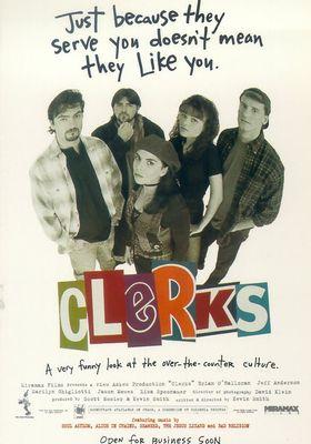 Clerks's Poster