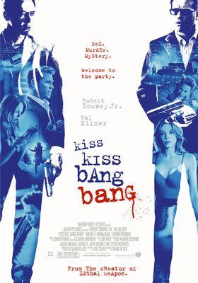 Kiss Kiss Bang Bang 's Poster