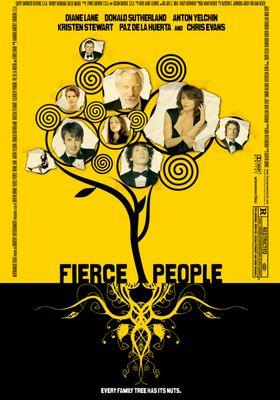 Fierce People's Poster