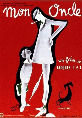 Mon Oncle's Poster