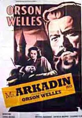 Mr. Arkadin's Poster