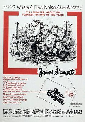 Dear Brigitte's Poster